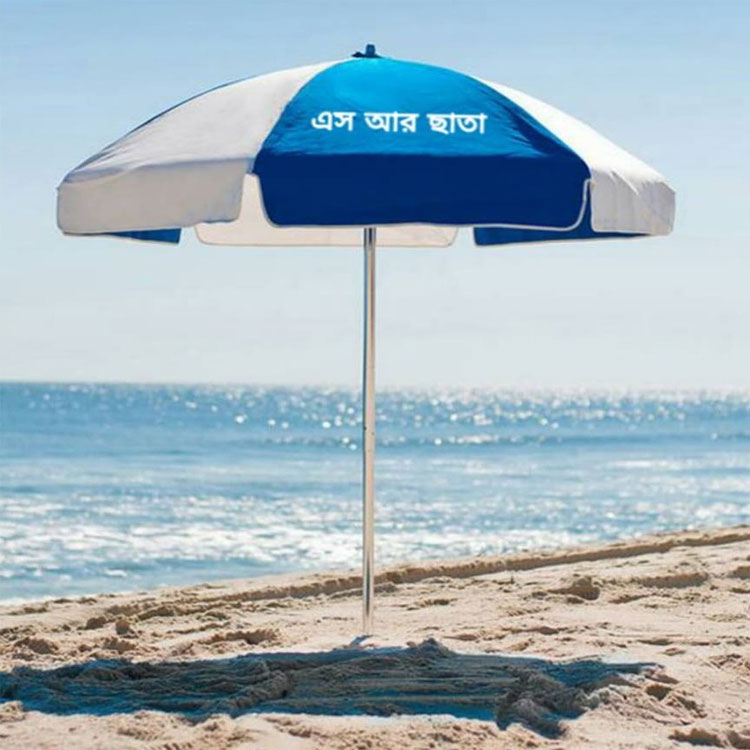Logo printed Garden umbrella