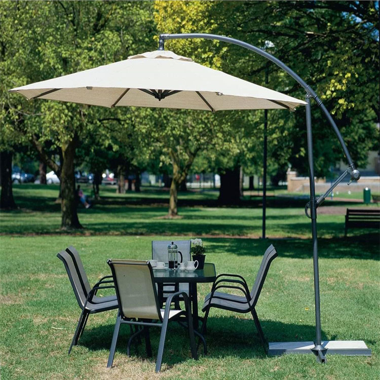 cantilever patio umbrellas